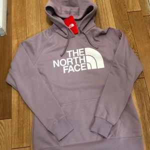 💜The North Face Purple Hoodie